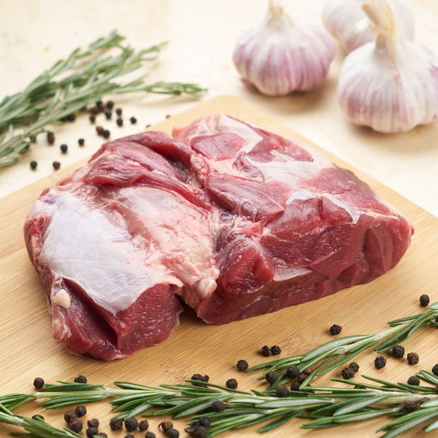 GRASS FED BEEF SHANK 500G - Singapore's Healthiest Online