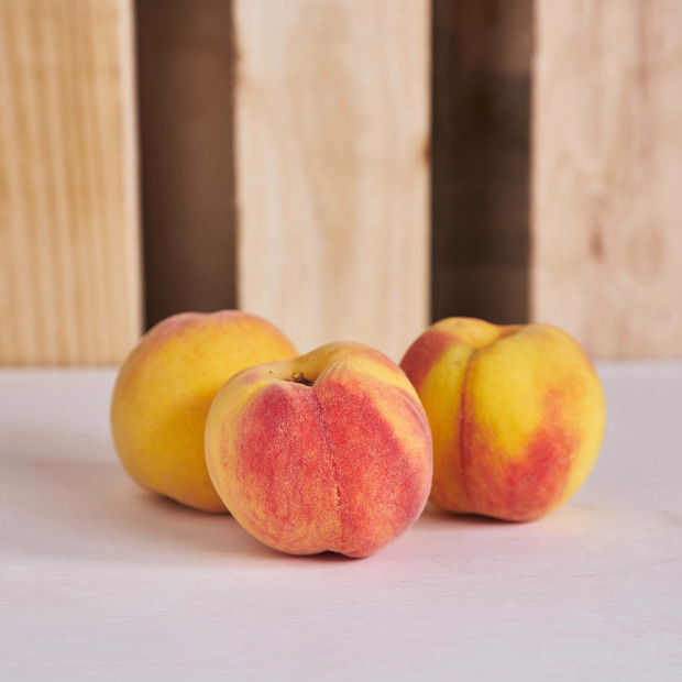 PEACH YELLOW LARGE KOREA - Singapore's Healthiest Online